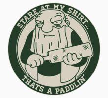 JASPER´S PADDLIN Kids Tee