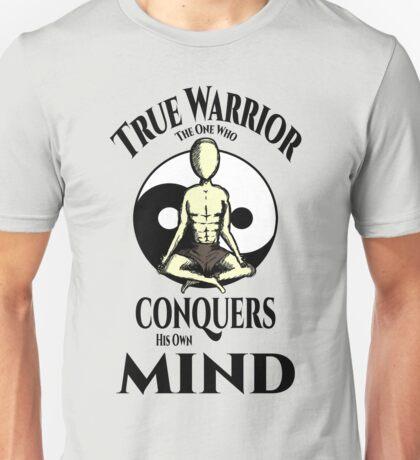 Conquer Your Mind Unisex T-Shirt