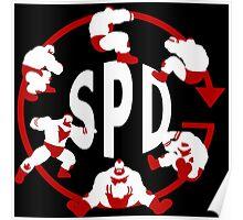 SPD - Spinning Piledriver  Poster