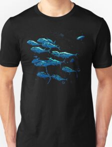 Silver Giant Trevally Unisex T-Shirt