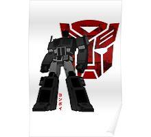 Crimson Prime Poster