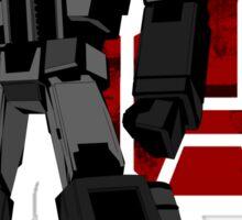 Crimson Prime Sticker