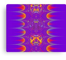 FRACTAL # 4 ~ ABSTRACT ~ COLORFUL Canvas Print