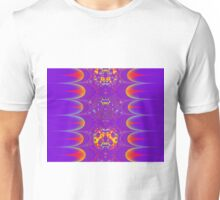 FRACTAL # 4 ~ ABSTRACT ~ COLORFUL Unisex T-Shirt