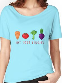 EAT UR VEG Women's Relaxed Fit T-Shirt