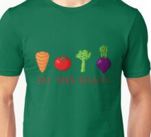 EAT UR VEG Unisex T-Shirt