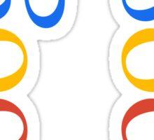 Google (Large) ×2 Sticker
