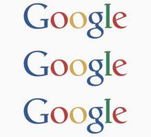 Google ×3 by sofram