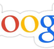 Google ×3 Sticker