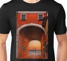 Sunset in Castello - Venice Unisex T-Shirt