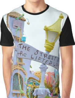 The Street of the Lifted Lorax Graphic T-Shirt