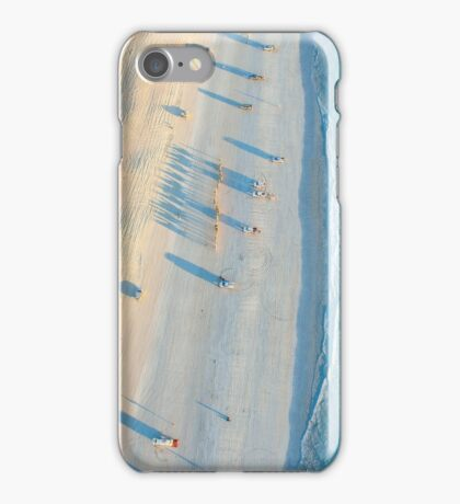 cable beach areall sunset  iPhone Case/Skin