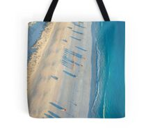 cable beach areall sunset  Tote Bag