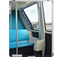 Empty Monorail iPad Case/Skin