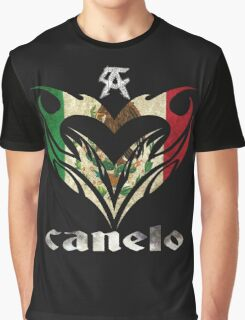 Love Canelo Graphic T-Shirt
