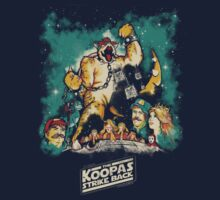 The Koopas Strike Back by Creative Outpouring