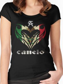 Love Canelo Women's Fitted Scoop T-Shirt
