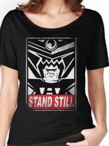 STAND STILL Women's Relaxed Fit T-Shirt
