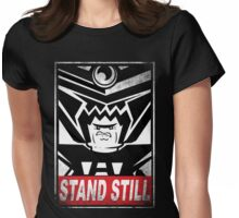 STAND STILL Womens Fitted T-Shirt