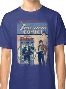 Time Lord Comics Classic T-Shirt