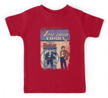 Time Lord Comics Kids Tee