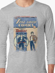 Time Lord Comics Long Sleeve T-Shirt