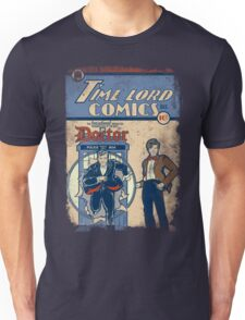 Time Lord Comics Unisex T-Shirt