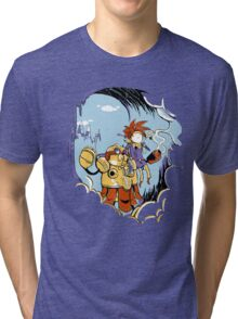 Chrono Time Tri-blend T-Shirt