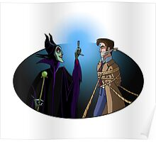 Maleficent's Surprise Poster