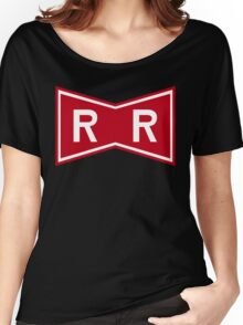 Red Ribbon Army Logo Women's Relaxed Fit T-Shirt
