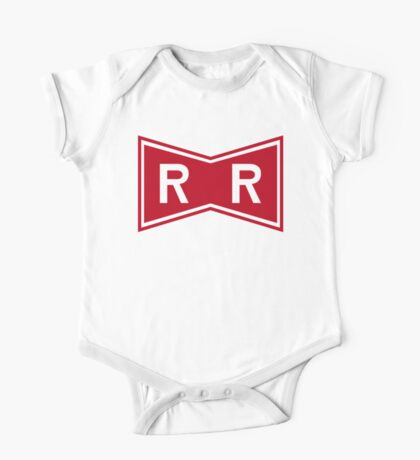 Red Ribbon Army Logo (2017 updated) One Piece - Short Sleeve