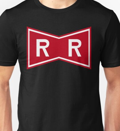 Red Ribbon Army Logo (2017 updated) Unisex T-Shirt