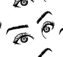 Eyes Pattern Sticker
