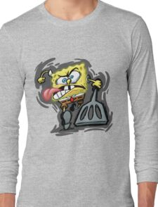 sponge Long Sleeve T-Shirt