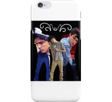 Brent Rivera Cutout art iPhone Case/Skin