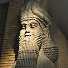 Mesopotamia at the British museum by Farah McLennan