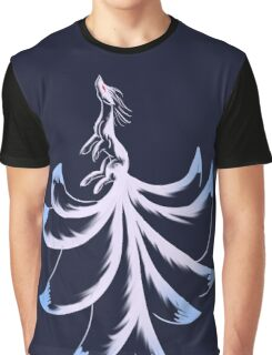 Ninetails Lines  Graphic T-Shirt