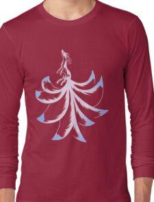 Ninetails Lines  Long Sleeve T-Shirt