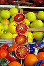 Blood Oranges by Tiffany Dryburgh