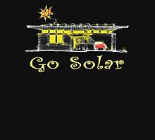 Go Solar Power Green Planet Unisex T-Shirt