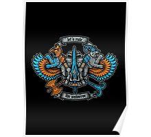 Eternia's Crest Poster