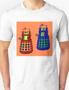PIXELATE EXTERMINATE 1 Unisex T-Shirt
