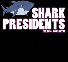 Shark Presidents by adrianmascena