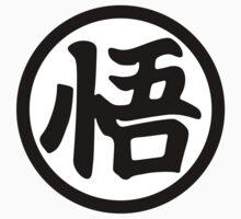 Goku (Go) Kanji Kids Tee