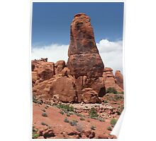 Rock Formations 7 Arches National Park Poster