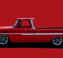 1960's Chevy Pickup by adastraimages