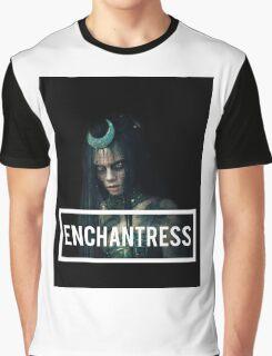 enchantress // suicide squad Graphic T-Shirt