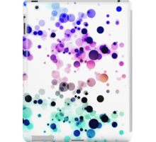 Color Splashes iPad Case/Skin