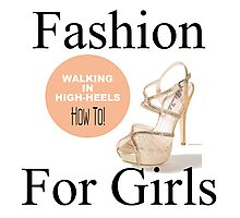 Fashion for Girls Photographic Print