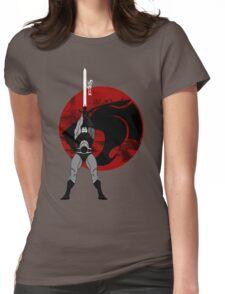 Crimson Thundercats Womens Fitted T-Shirt
